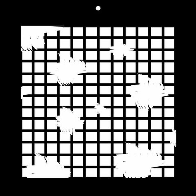 Memory Maze - Battered Mesh