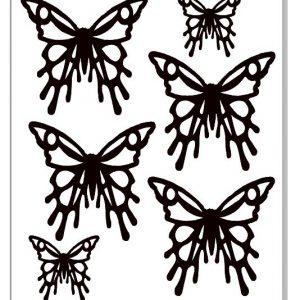 Memory Maze - Wire Butterfly Set