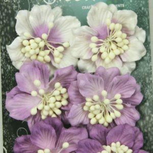 Green Tara - Azaleas - Lavender