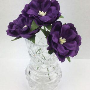 Green Tara - Wild Rose - Violet