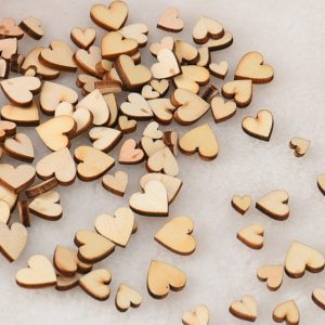 Wood - Heart