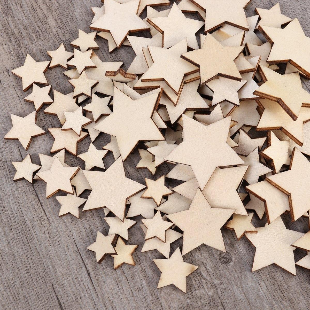 Wood - Stars