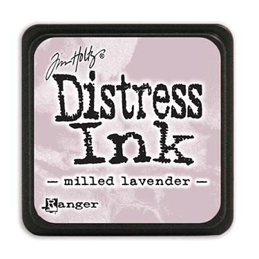 Tim Holtz Distress Ink - Mini Pad - Milled lavender