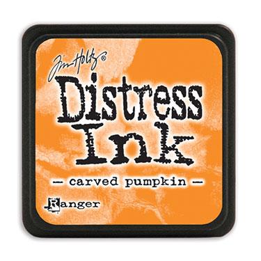 Tim Holtz Distress Ink - Mini Pad - Carved Pumpkin