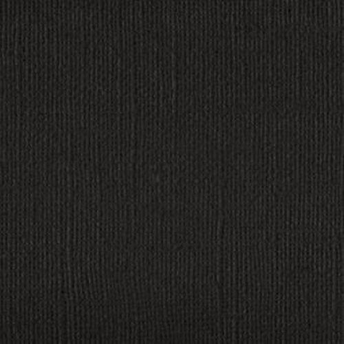 Linen Cardstock - Currawong