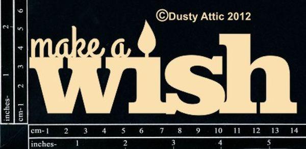 Dusty Attic - Make a Wish