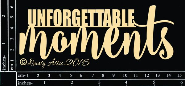 Dusty Attic - Unforgettable Moments