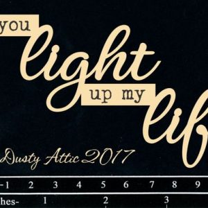 Dusty Attic - You Light Up my Life