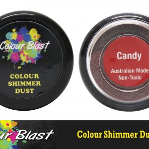 Colour Blast - Shimmer Dust - Candy