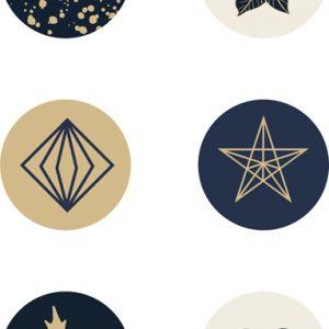 Kaisercraft Starry Night - Curios