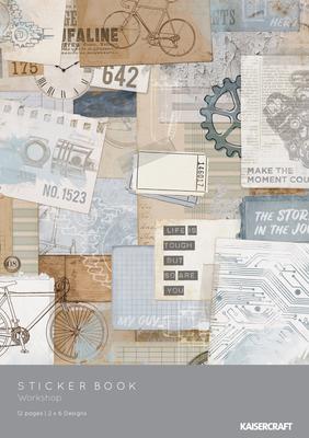 Kaisercraft - Workshop - Sticker Book