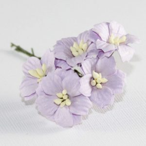 Mulberry Flowers - Apple Blossom - Lilac