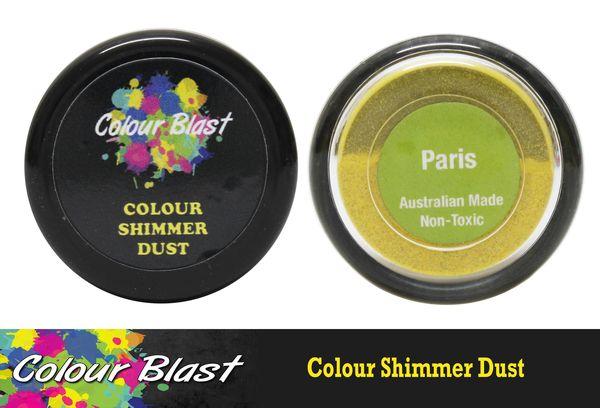 Colour Blast - Shimmer Dust - Paris