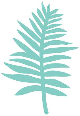Kaisercraft Decorative Dies - Fern Leaf