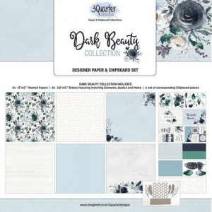 3 Quarter Designs - Dark Beauty