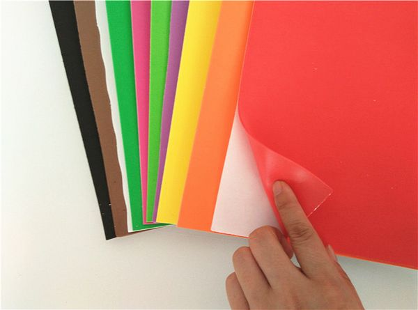 EVA 3D foam - Self Adhesive - 10 Sheet pack