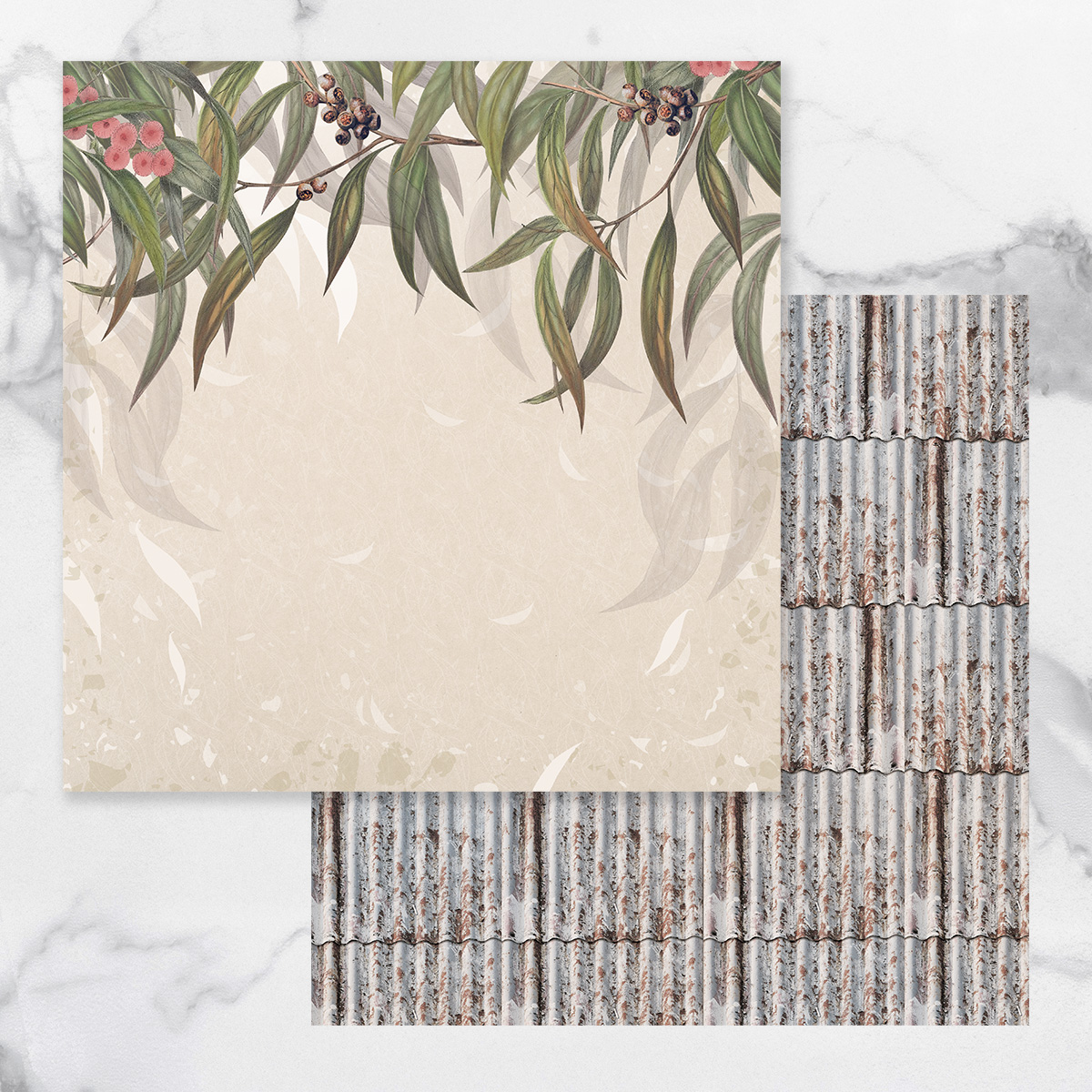 Couture Creations Sunburnt Country - Paper 03A