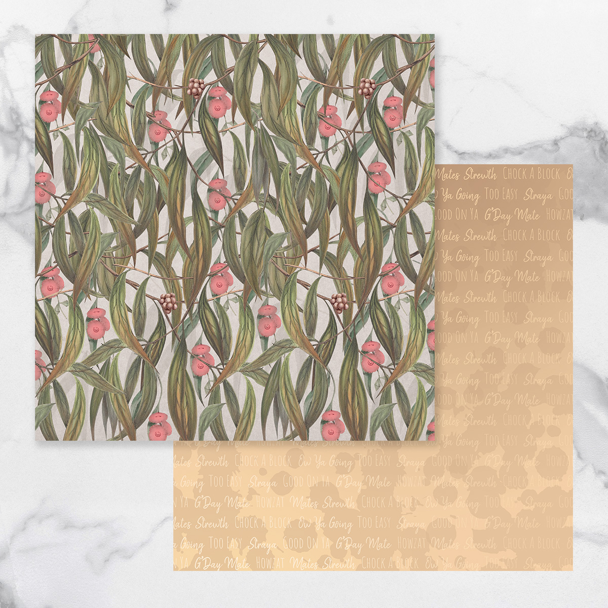 Couture Creations Sunburnt Country - Paper 09A