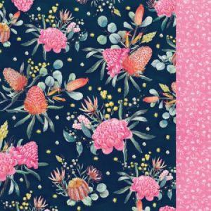 Kaisercraft - Native Breeze - Paper - Bankisa Bouquet
