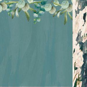 Kaisercraft - Native Breeze - Paper - Eucalyptus