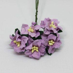 Mulberry Flowers - Gardenia - Small - Lilac