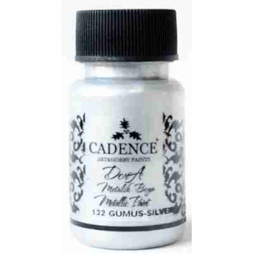 Candence Metallic Paint - Silver