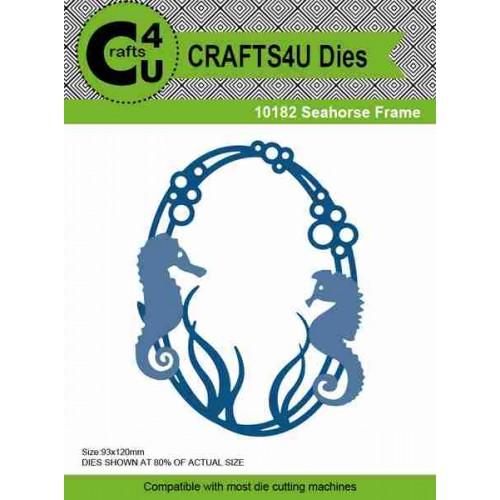 Craft4U - Die - Seahorse Frame
