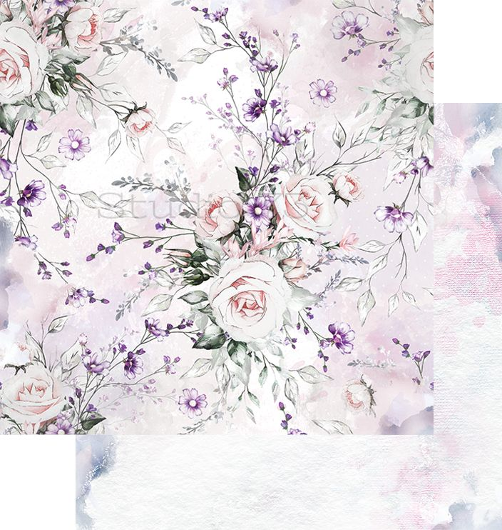 Studio 73 - Timekeeper - Floral Fantasy