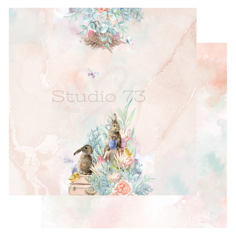 Studio 73 - A Touch of Spring - Hippity Hoppity