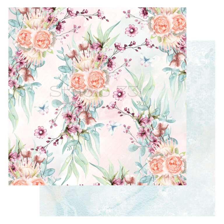 Studio 73 - A Touch of Spring - Spring Bouquet