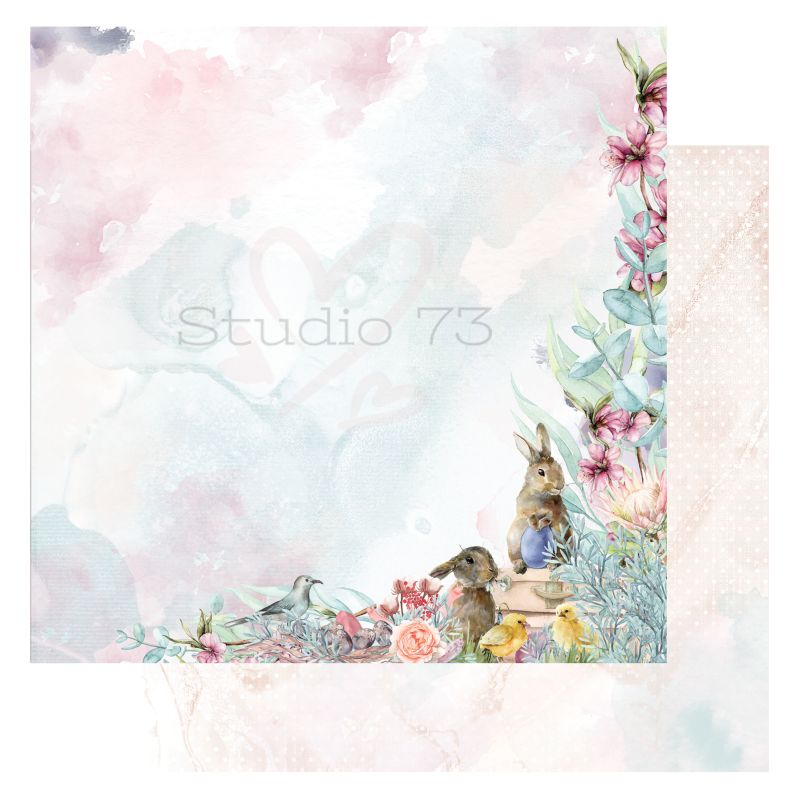 Studio 73 - A Touch of Spring - Spring Fling