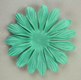 Green Tara - 10cm Petals - Turquoise