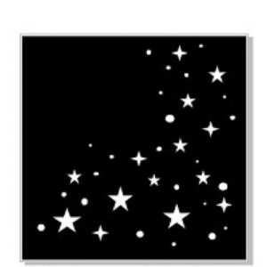 Memory Maze - Stencil - Starbright - 6x6
