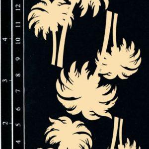 Dusty Attic - Mini Palm Treres