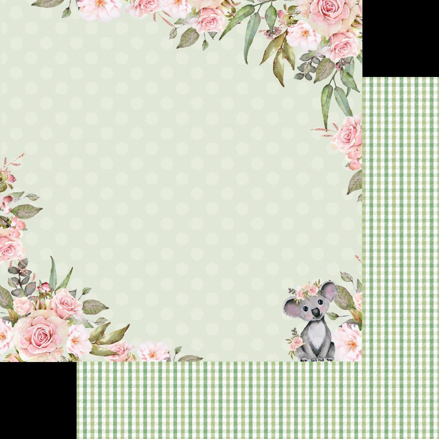 Uniquely Creative - Gums & Roses - Paper - Bushland Beauty