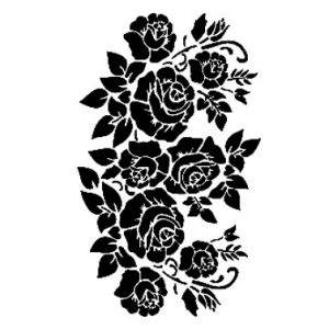 Cadence Mix Media Stencil - AS519