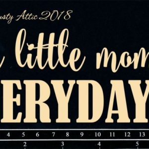 Dusty Attic - The little moments Everyday