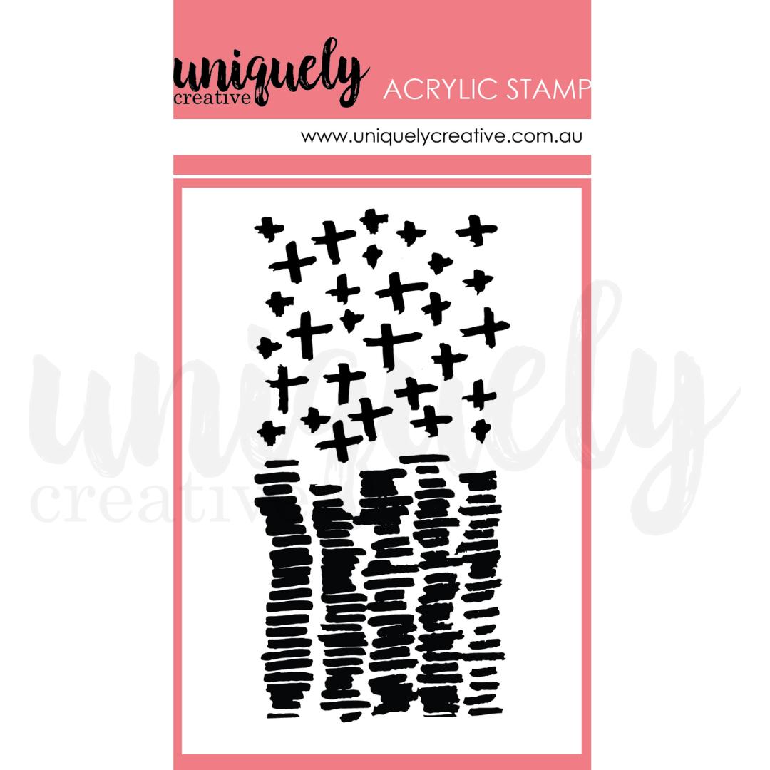 Uniquely Creative - Steampunk Safari Mini Mark Stamp