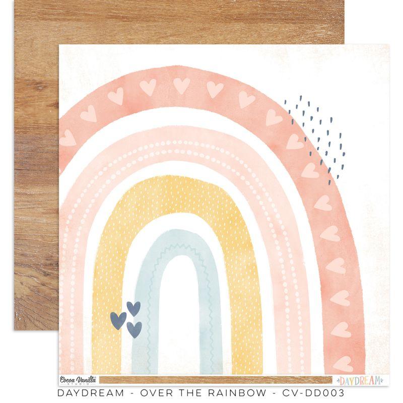 Cocoa Vanilla - Daydream - Paper - Over the Rainbow