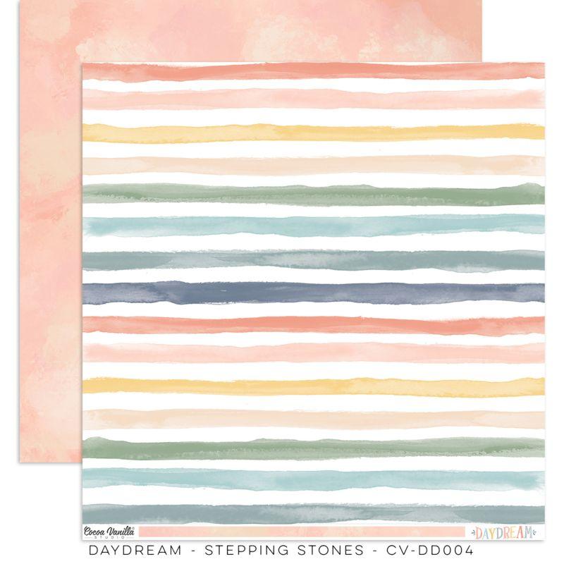Cocoa Vanilla - Daydream - Paper - Stepping Stones