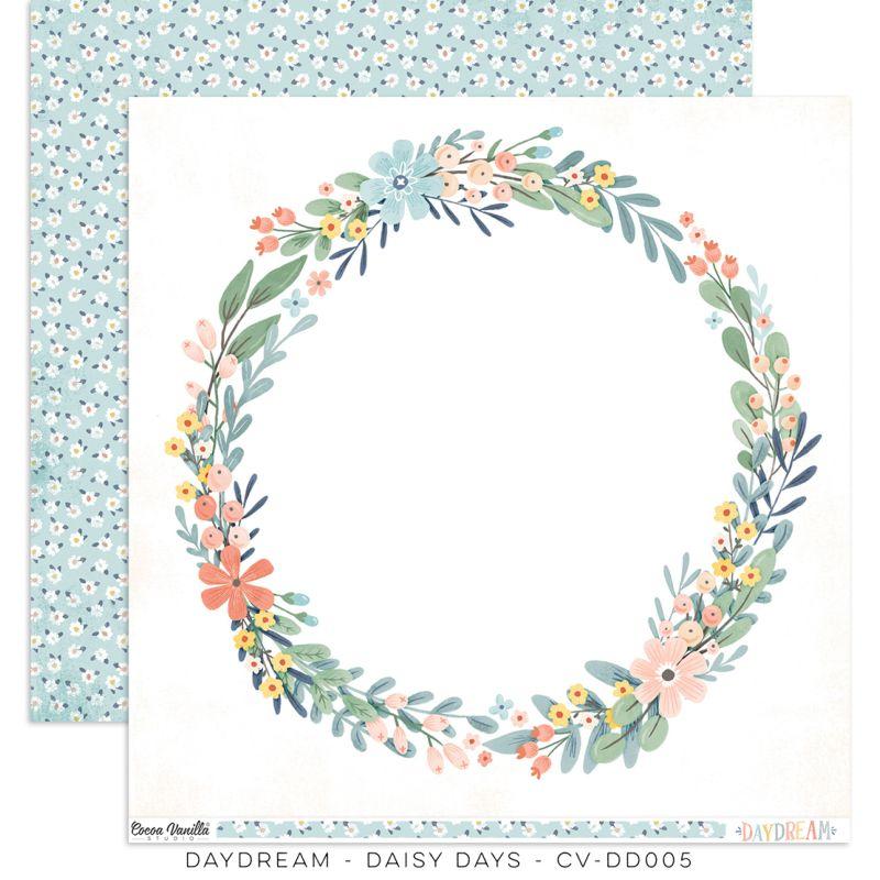 Cocoa Vanilla - Daydream - Paper - Daisy Days