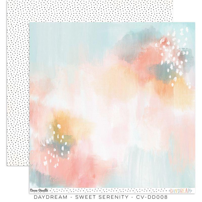 Cocoa Vanilla - Daydream - Paper - Sweet Serenity