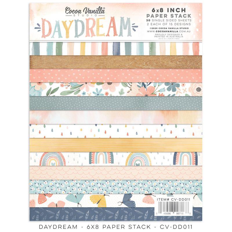 Cocoa Vanilla - Daydream - 6x8 Paper Stack