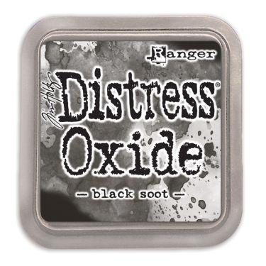 Ranger Distress Oxide - Black Soot
