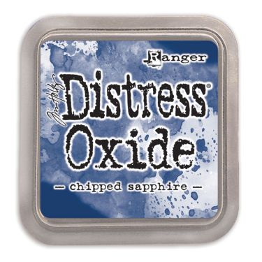 Ranger Distress Oxide - Chipped Sapphire