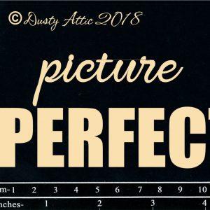 Dusty Attic - Picture Perfect