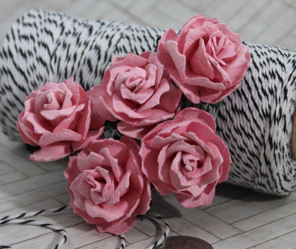 Mulberry Flowers - Wild Rose 30mm - Light Pink