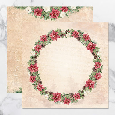 Couture Creations - The Gift of Giving Paper - 01