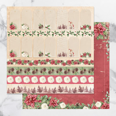 Couture Creations - The Gift of Giving Paper - 06