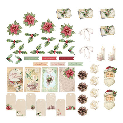 Couture Creations - The Gift of Giving - Ephemera Set